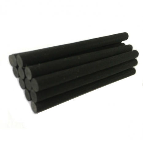 Black Fiber Synthetic Polyester Diffuser stick